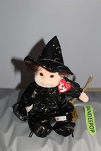 Ty Beanie Kids Tumbles 1996 In Witch Outfit  - $13.85