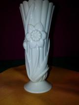 """LENOX VASE 5&1/2"""" Gold-rimmed Porcelain - $13.45"""