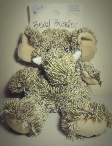 BEAD BUDDIES! CUTE Elephant Bead Buddies Hot and Cold Aromatherapy.