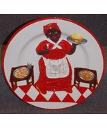Aunt Jemima 3D Collectible Round Ceramic Plate Tray - $649.99