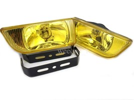 "DLAA H3 12V 55W 2"" YELLOW UNIVERSAL FOG LIGHT LAMP image 2"