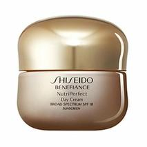 Shiseido Benefiance NutriPerfect Day Cream SPF 18 Mature Aging Skin 1.8o... - $49.59