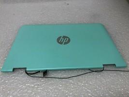 809575-001 460.04A1B.0001 HP LCD BACK COVER LIGHT GREEN 11-K161NR 8-32 - $28.71