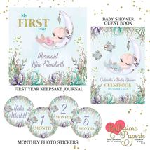 Under the sea baby shower bundle listing thumb200