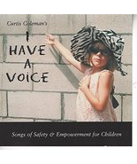 I Have a Voice [Audio CD] Curtis Coleman - $12.99