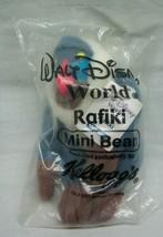 "Kellogg's Walt Disney World Lion King RAFIKI MINI BEAN STUFFED 4"" Plush ... - $14.85"