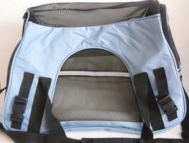 OxGord Airline Approved Pet Carrier Bag w/ Fleece Bed For Dog & Cat - La... - $18.69
