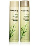 Aveeno Pure Renewal Shampoo Conditioner Sulfate Free Discontinued Limite... - $22.76
