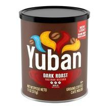 Yuban Dark Roast Ground Coffee 11 oz - $14.84