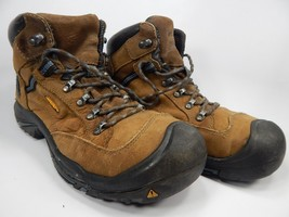 Keen Braddock Mid AL Sz: 11 M EU: 44.5 Men's Slip Resistant Steel Toe Work Boots