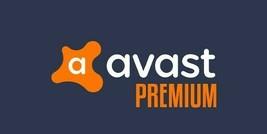 1 Year, 1 device antyvirus Avast Premium security, Avast premier securit... - $5.00