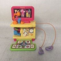 Rare Fisher Price Loving Family Dollhouse Computer Dance Video Game Remote - $8.90