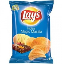 Lays Lay's India's Magic Masala 52 grams Potato Chips Wafers - 1.83 oz S... - $4.69