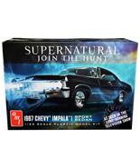 Skill 2 Model Kit 1967 Chevrolet Impala Sport Sedan Supernatural (2005) ... - $56.42
