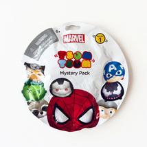 Disney Marvel Tsum Tsum Vinyl Figure Mystery Pack Series 1 - $4.00