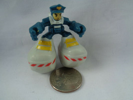 Mattel Matchbox Big Boots Launch into Action Replacement Figure Policema... - $1.73
