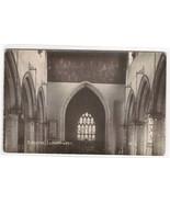 St Marys Church Interior John Wycliffe Lutterworth Leicestershire UK RP ... - $9.41