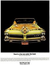 1965 Pontiac GTO #2 - Promotional Advertising Poster - $9.99+