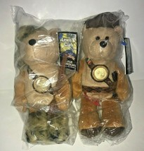 Limited Treasures Lewis & Clark Coin Bears from The Great American's Collection  - $38.69