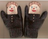 Childrens hand knit mittens 1 thumb155 crop