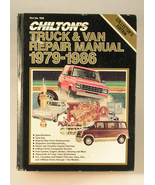 Chilton's Truck & Van Repair Manual for Years 1... - $18.00