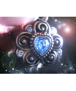 HAUNTED NECKLACE TRUE HEART MAGNET ATTRACT LOVE NOW EXTREME MAGICK OOAK MAGICK  - $7,997.77