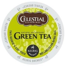 Celestial Seasonings Natural Antioxidant Green Tea, 96 K cups, FREE SHIPPING !! - $64.99