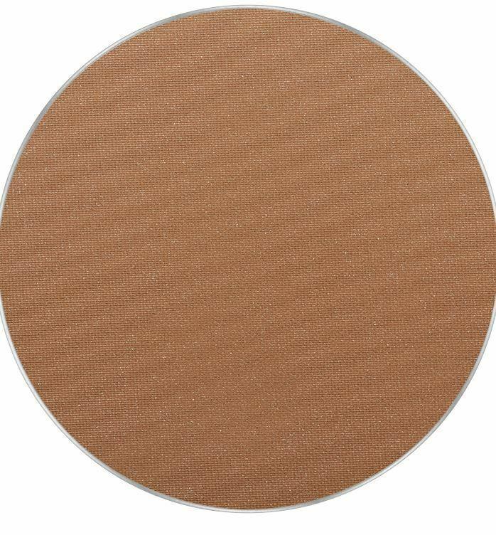 INGLOT Freedom System AMC Bronzing Powder Refill 75 Beige Shimmer Full Size New - $14.84