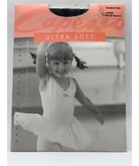 Capezio Black Ultra Soft Transition Tight Size 8-12 BLK #1816C - $11.88