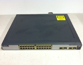 Cisco Catalyst Express 500 Series WS-CE500-24PC 24 Port 10/100 Managed S... - $20.00