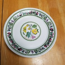 Portmeirion Variations Bread Plate Cotton Flower 7 1/4 Inches - $14.80