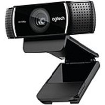 Logitech C922x Webcam - 60 fps - USB - 1920 x 1080 Video - Auto-focus - ... - $107.82