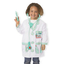 Unisex Doctor Role Play Costume Set 3-6 Years - $30.00
