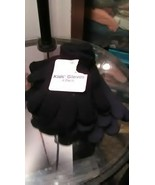 CHILDRENS knitted Gloves 4 Pair~ 2 BLACK AND 2 BLUE - $8.99