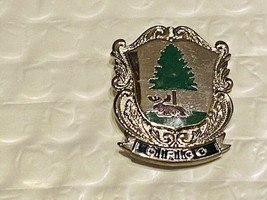 US Military Maine National Guard Insignia Pin - Dirgo - $10.00