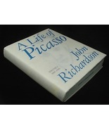 A Life of Picasso Book John Richardson w/Illustrations Art - $10.00