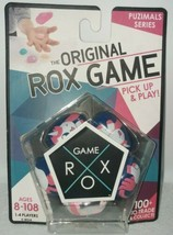 The Original Rox GAME- Puzimals Series 5 Collectible Gamerox And Case *Unicorn - $8.86