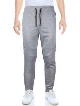 Lavish Society Men's Athletic Workout Slim Fit Jogger Sweat Pants 421531 image 5