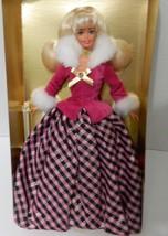 Barbie Doll Avon Exclusive Winter Rhapsody Second in Series Special Edit... - $16.71