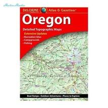DeLorme® Oregon Atlas Gazetteer (Delorme Atlas Gazetteer) - $42.72