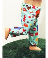 """Clothes American Hand Made Red N Pants 18"""" Girl Doll (56L3B35*) - $7.91"""