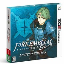 Fire Emblem Echoes Limited Edition Japanese ver. Nintendo 3DS Japan - $61.33