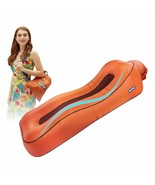 Air Sofa Hammock Portable Inflatable Lounger Waterproof Traveling Ideal ... - $147.59+