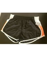 Women's Medium Zone Pro Black/White' Coral elastic waist shorts- New Wit... - $4.89