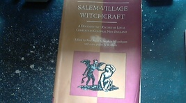 Salem-Village Witchcraft: A Documentary Record of Local Conflict in Colo... - $3.00