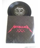 Metallica The First 30 Years So What Through The Never 45 RPM Heavy Meta... - $12.95