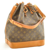 LOUIS VUITTON Monogram Noe Shoulder Bag M42224 LV Auth 11009 - $640.00