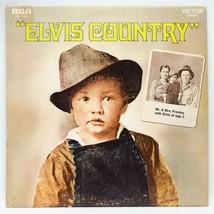 Elvis Presley Elvis Country LP Vinyl Album Record RCA LSP 4460 - $7.43