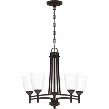 Billingsley 5-Light Chandelier in Old Bronze - $269.99