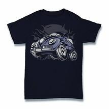 Classic beetle Tshirt funny cartoon car  - £9.79 GBP+